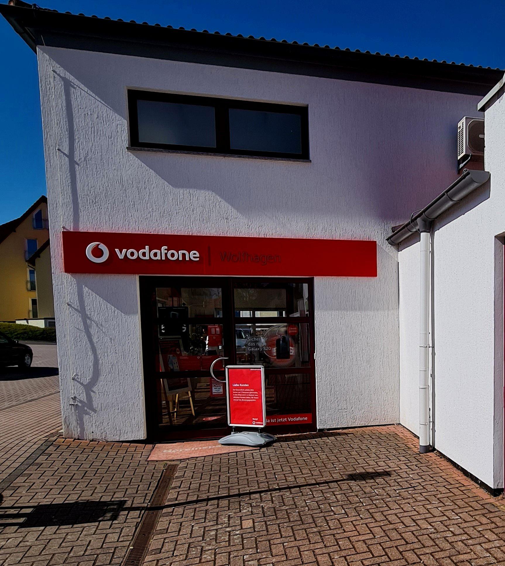 Vodafone Business Store Wolfhagen u. Korbach