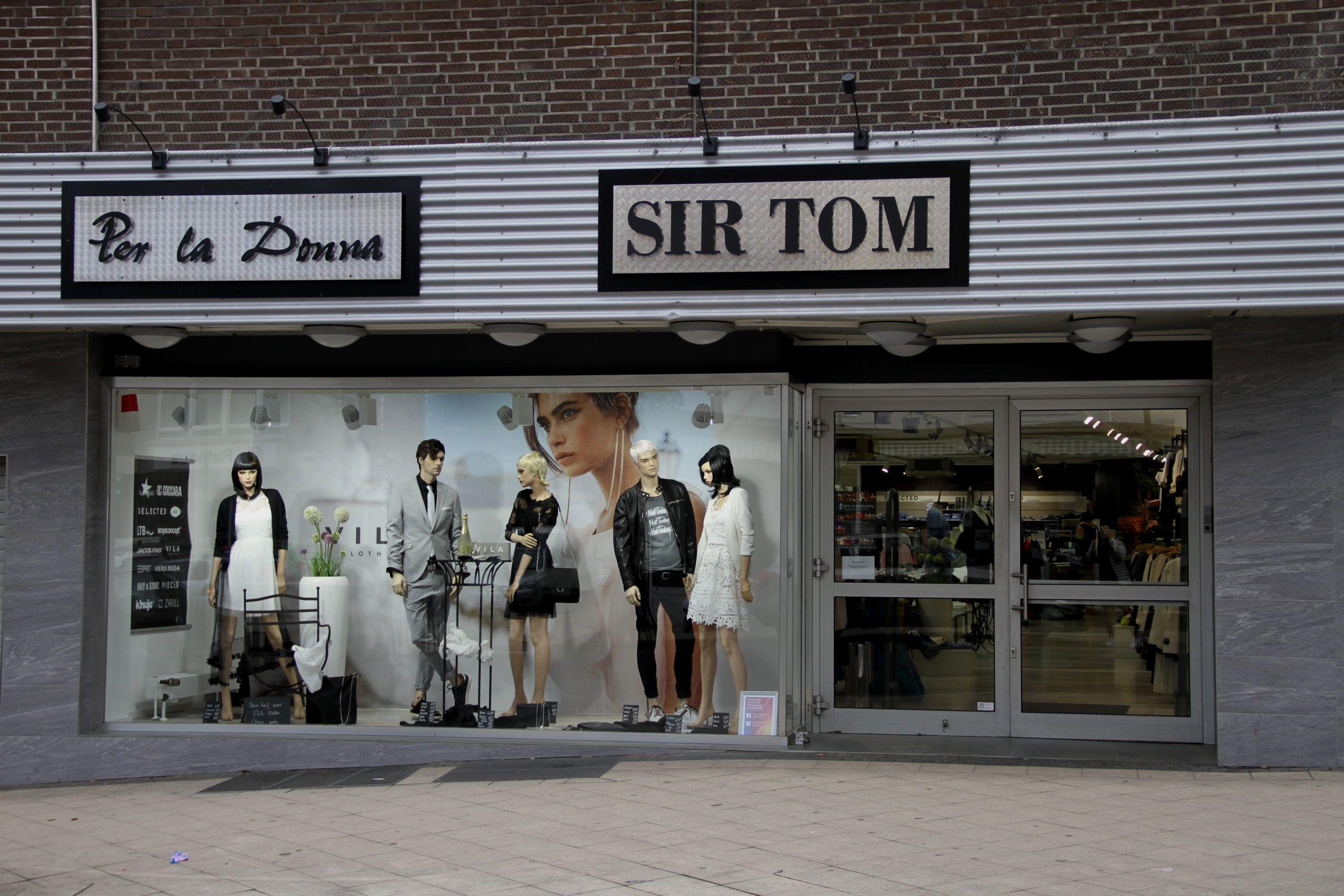 Per la Donna & Sir Tom