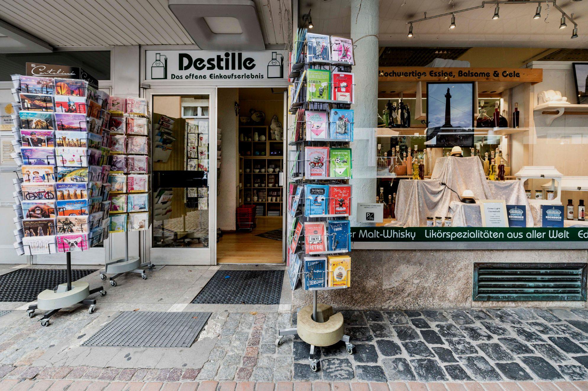 Destille Darmstadt