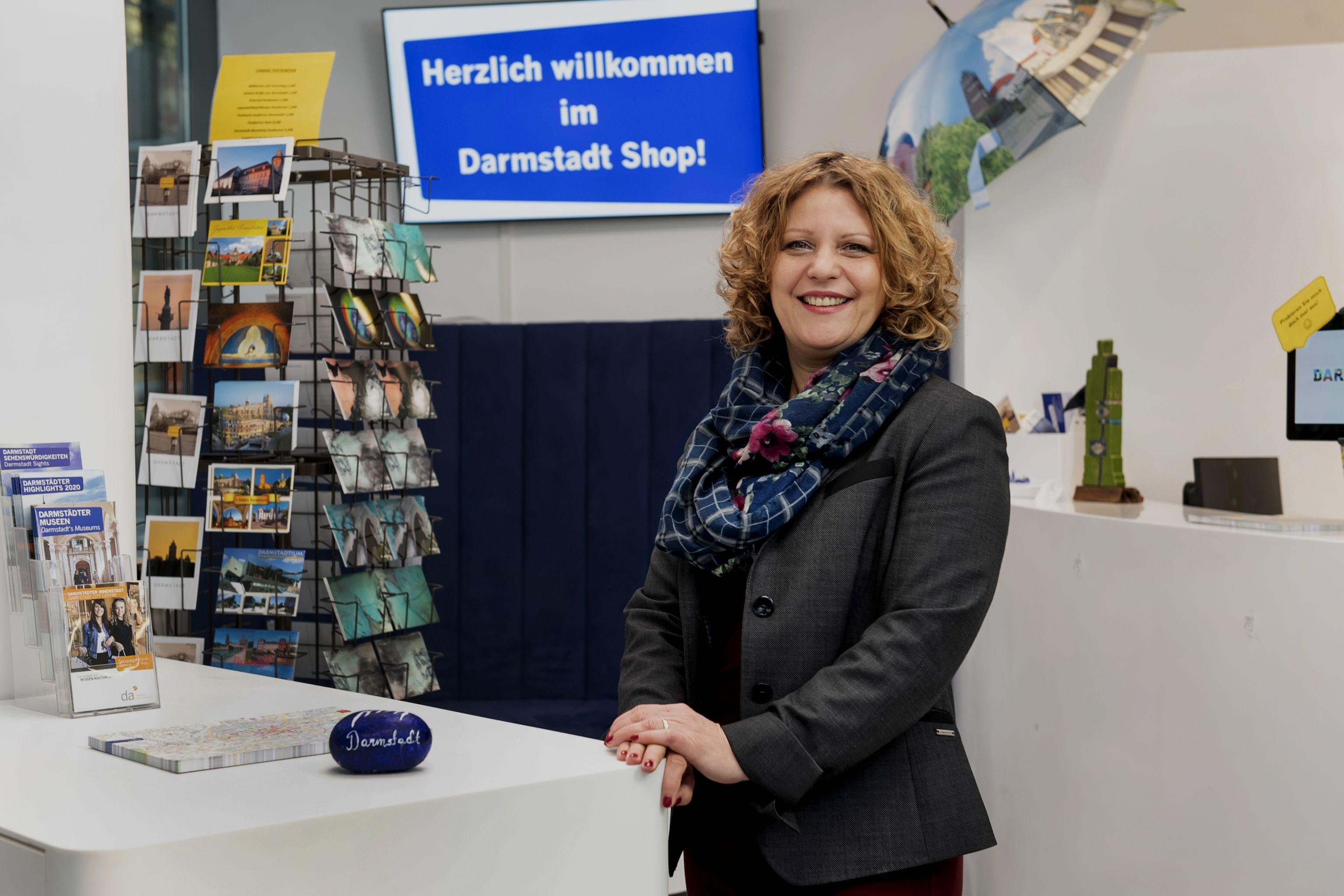 Darmstadt Shop