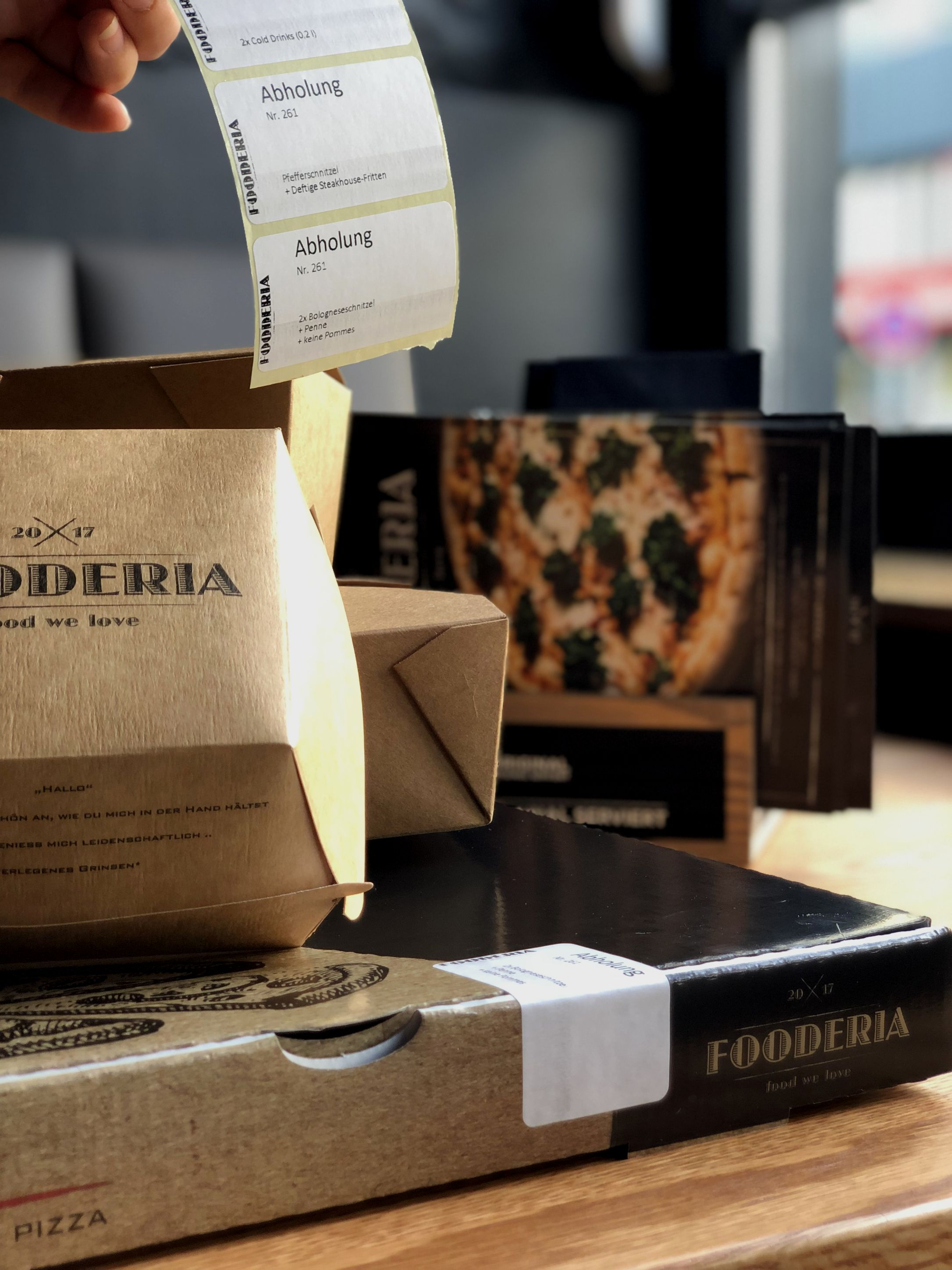 Fooderia - food we love