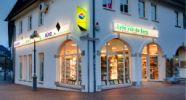Buchhandlung Lyne von de Berg