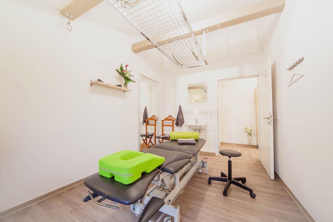 Median Praxis für Physiotherapie & Gesundheitsförderung
