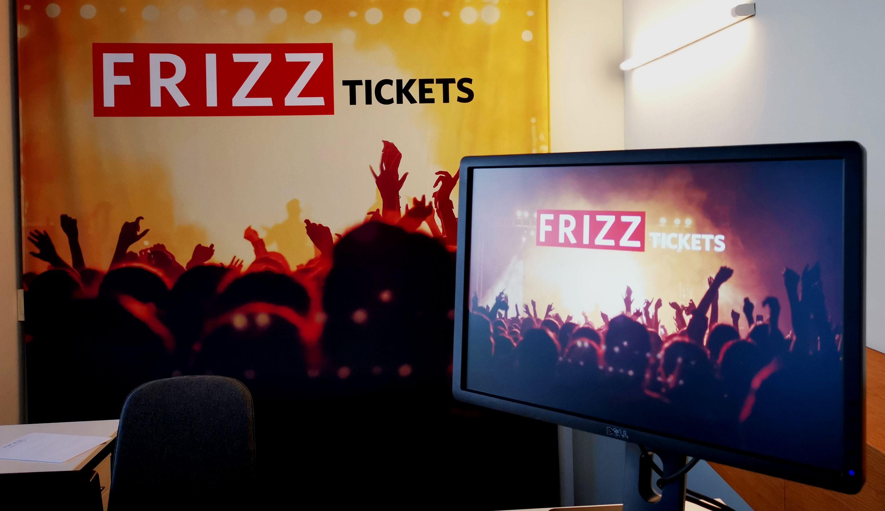 FRIZZ Tickets - Der Ticketshop