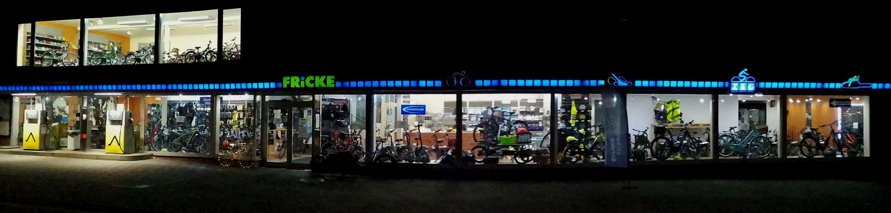 Fricke GmbH Zweirad Center