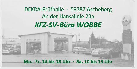 Wobbe KFZ-SV-Büro