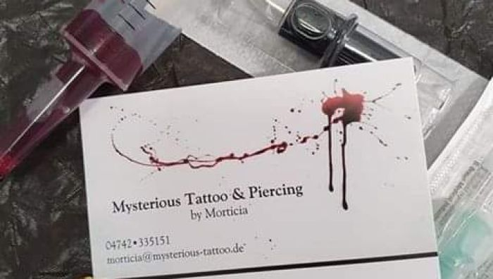 Mysterious Tattoo & Piercing
