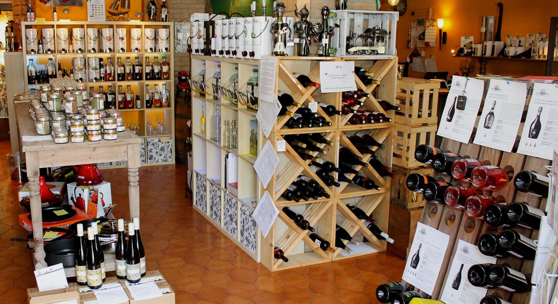 -Batalia- Wein, Essig, Öl & mehr