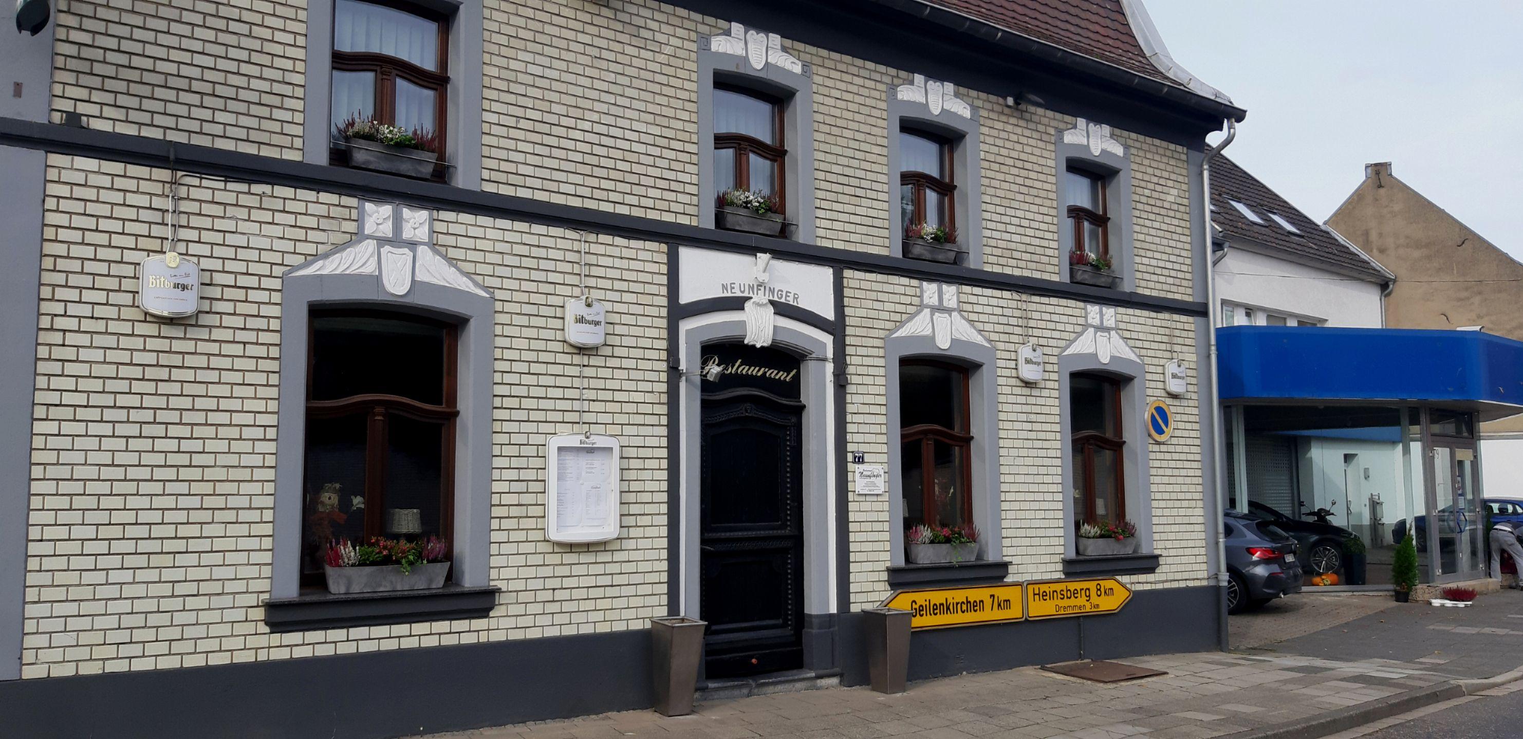 Restaurant Neunfinger