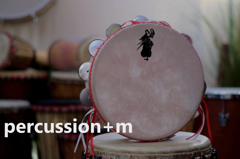 percussion+m