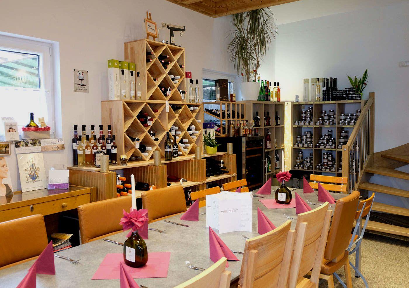 Barbaricum Wein- und Feinkosthandlung