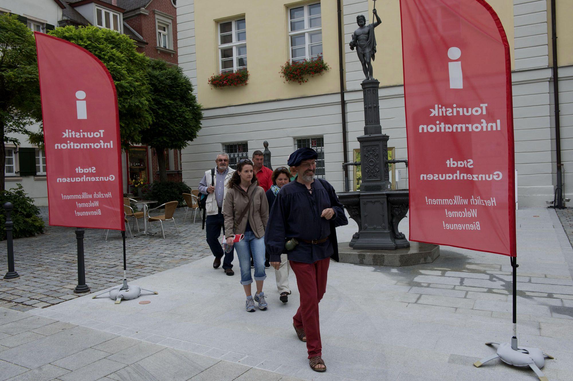 Tourist Information Gunzenhausen