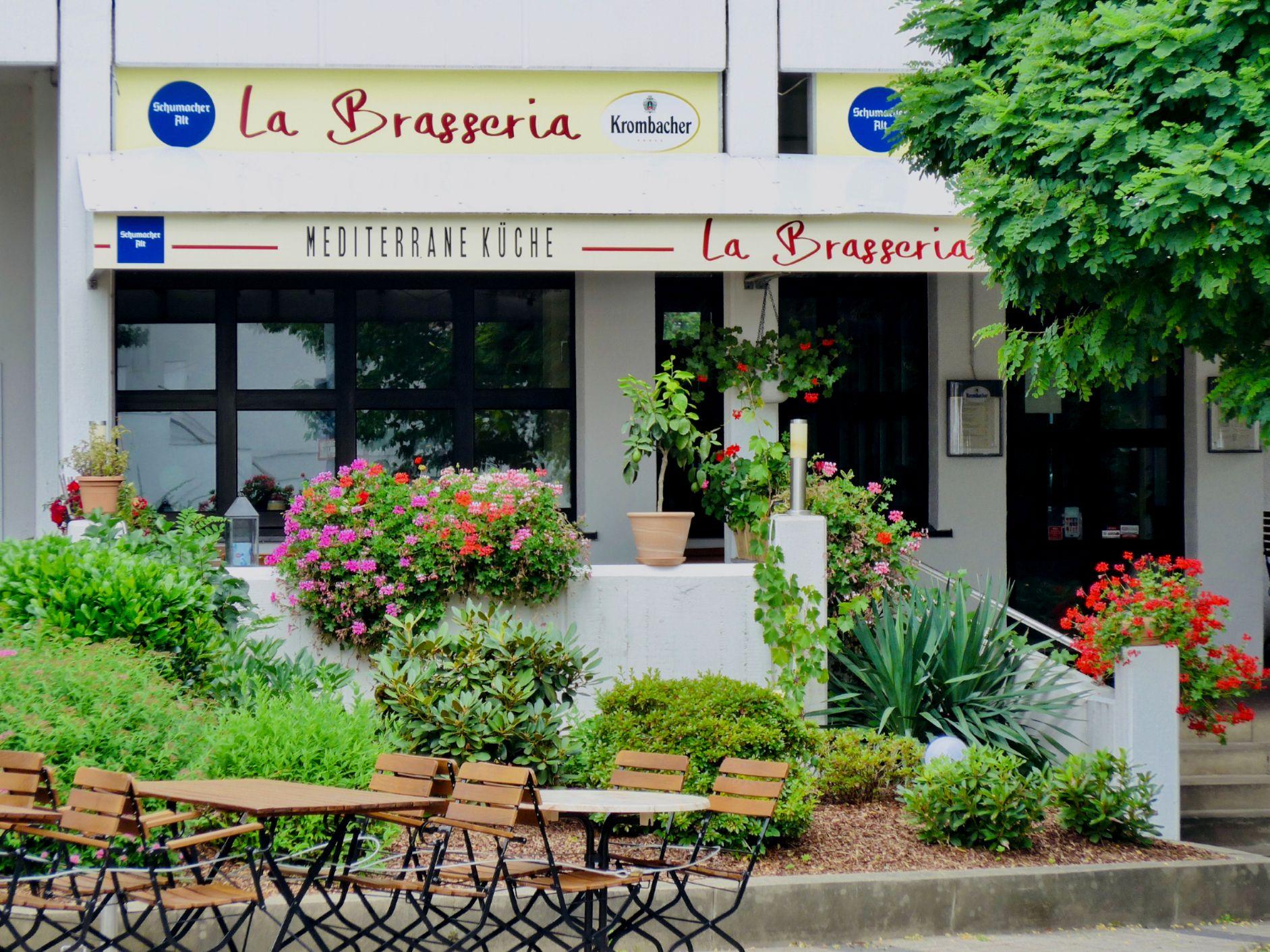 La Brasseria - Mediterrane Küche & Weinbar