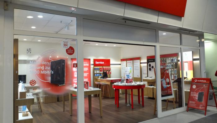 Vodafone Shop Vellmar im Herkules E-Center