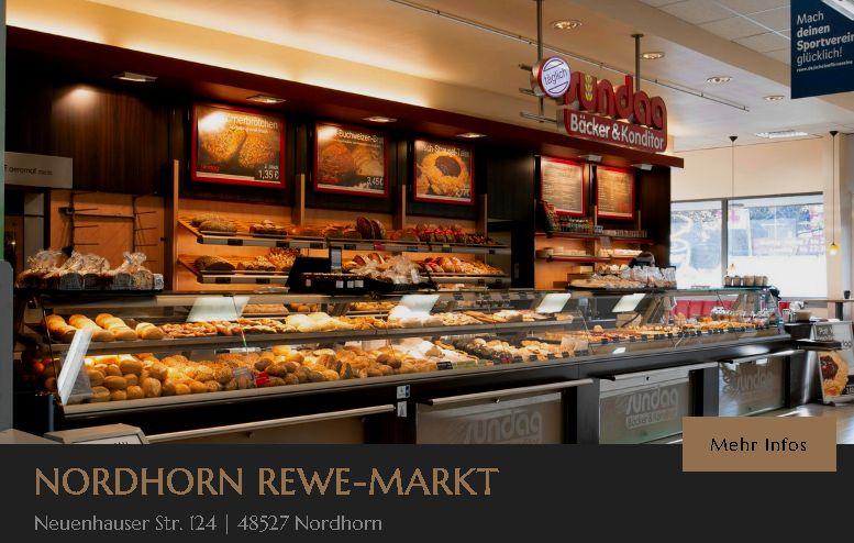 Sundag / REWE-Markt