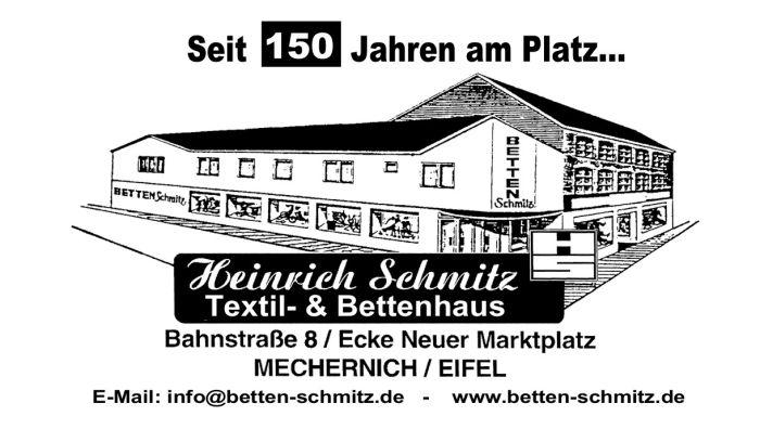 Textil- & Bettenhaus Heinrich Schmitz
