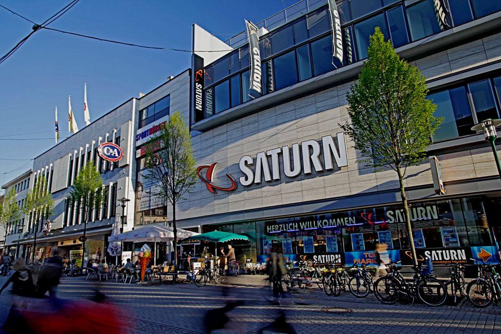 Saturn Darmstadt