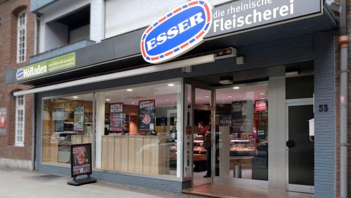 Metzgerei Esser, Filiale Heinsberg Apfelstr.