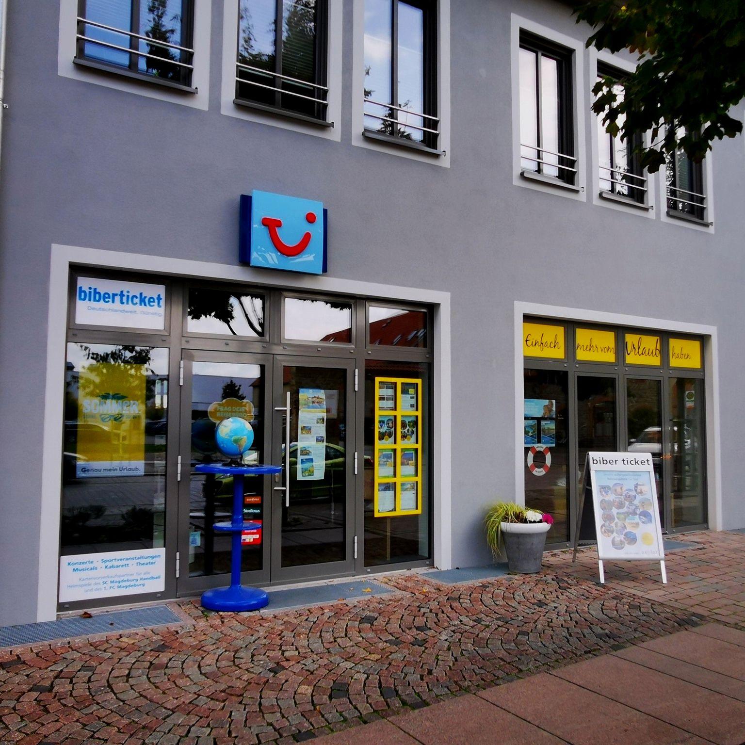 Reisebüro im Herzen von Barleben