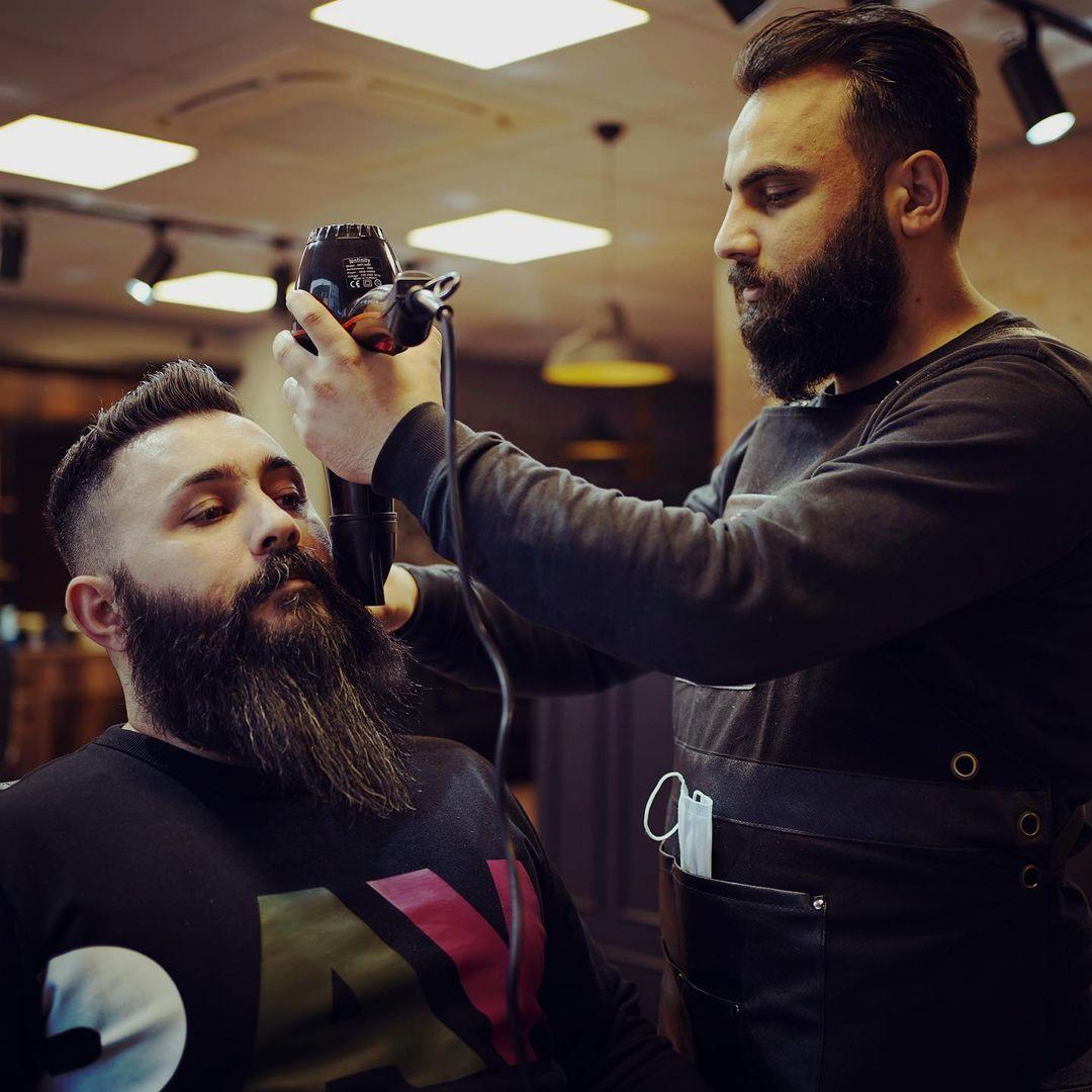 R&J Barbershop