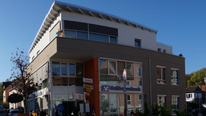 Raiffeisenbank Weißenburg-Gunzenhausen eG, Geschäftsstelle Treuchtlingen