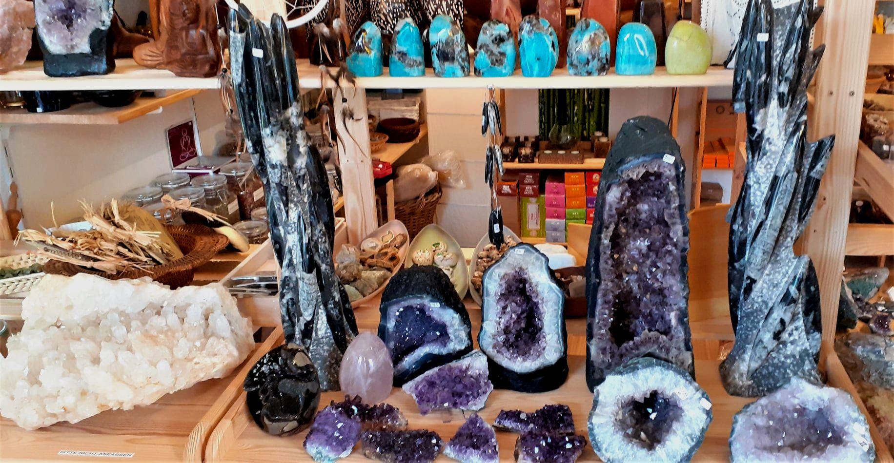 Aura-Mineralien