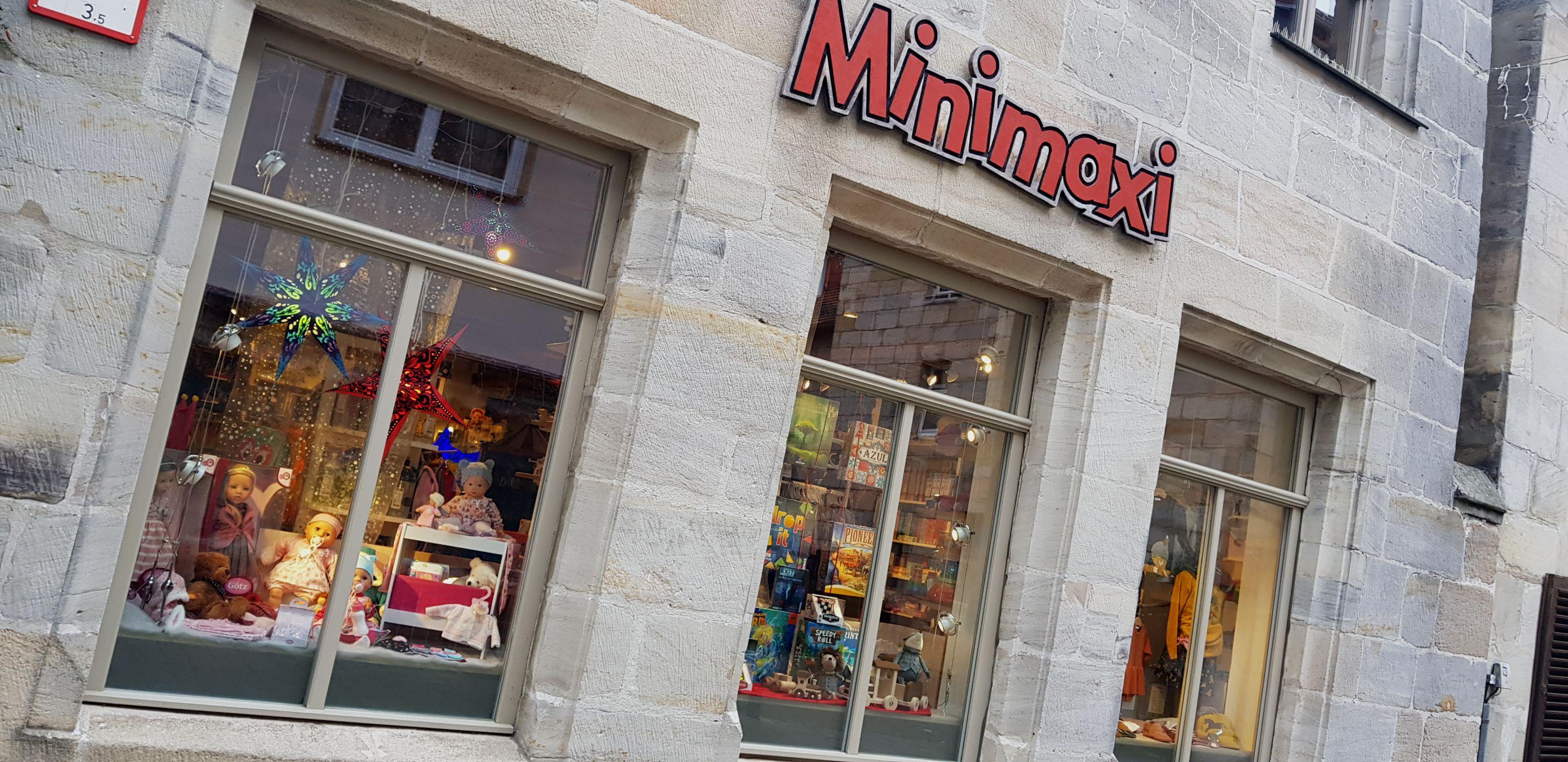 Minimaxi Spielzeugladen