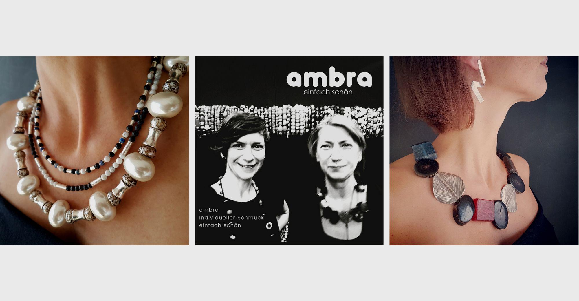 AMBRA Schmuck