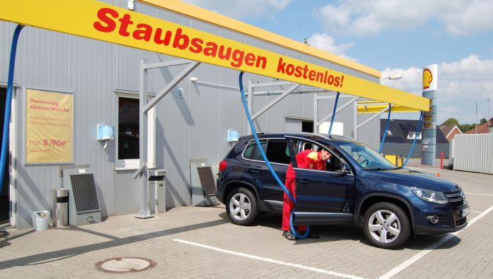 Shell Station Bernd Rakowitz