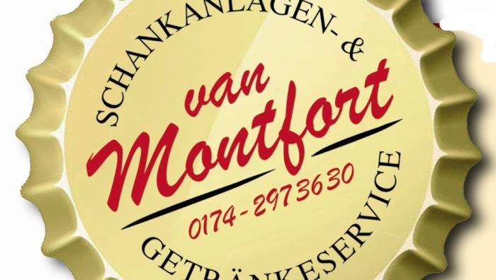 Schankanlagen & Getränke-Service van Montfort