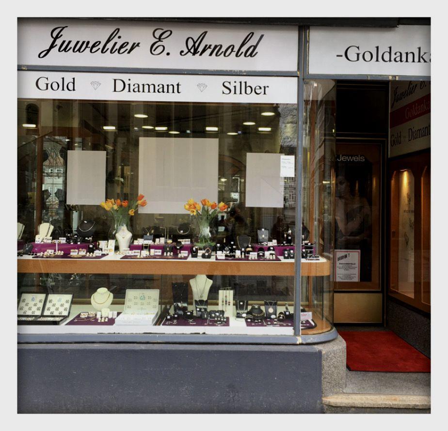 Juwelier Arnold Goslar