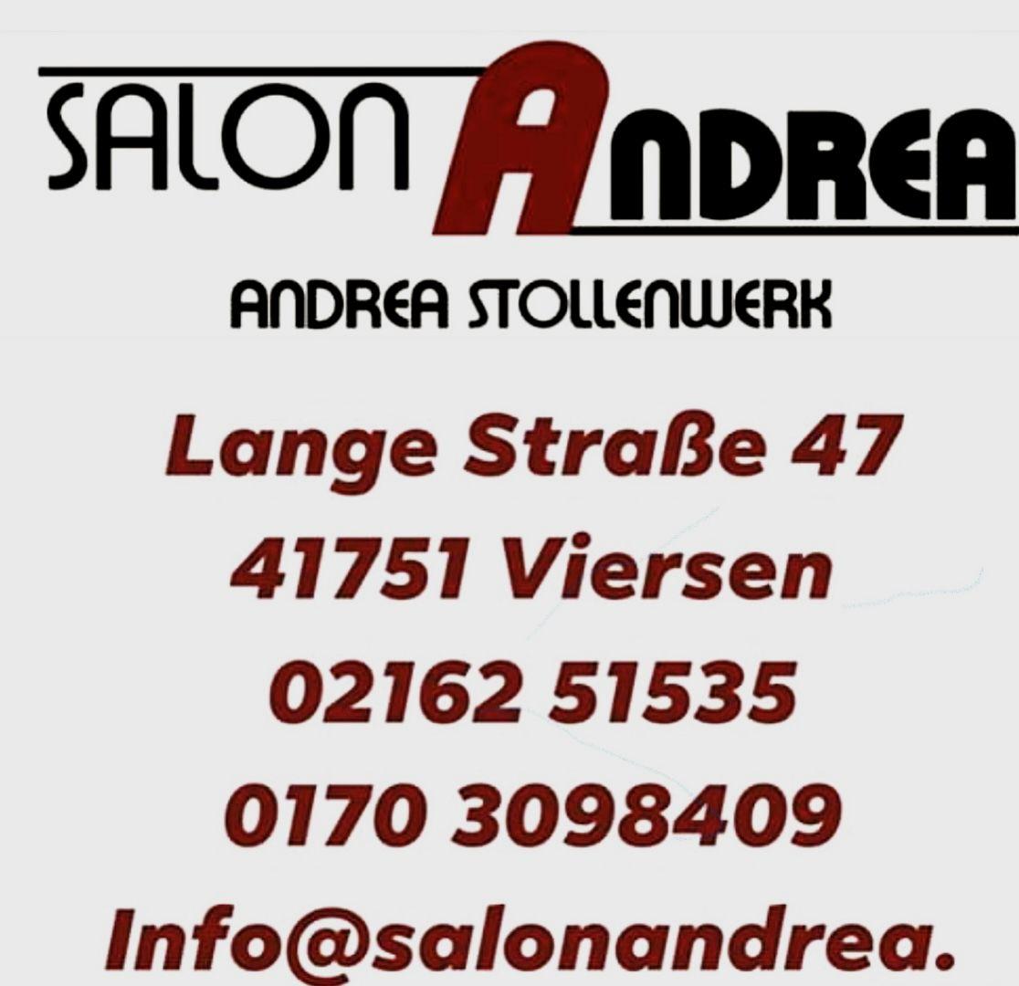 SALON ANDREA STOLLENWERK
