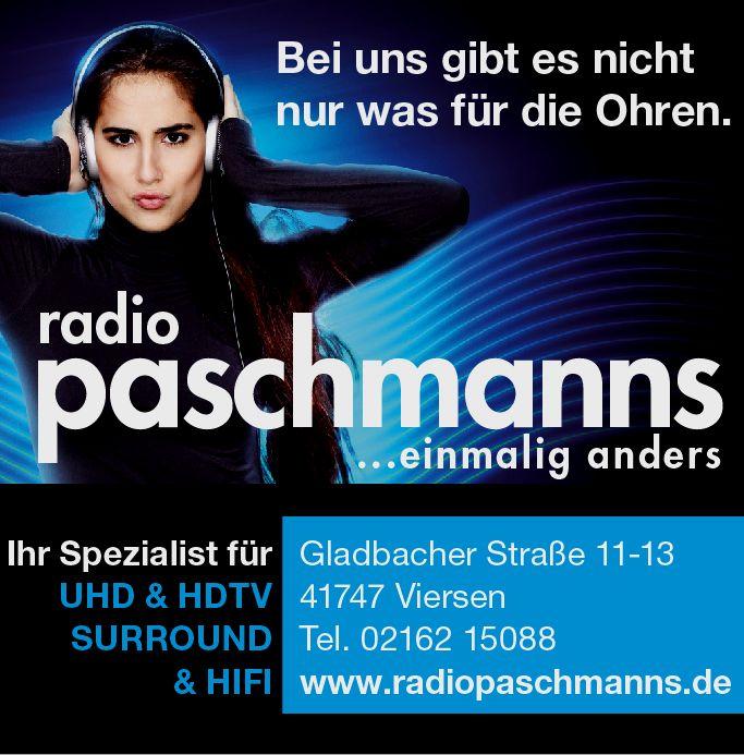 Radio Paschmanns