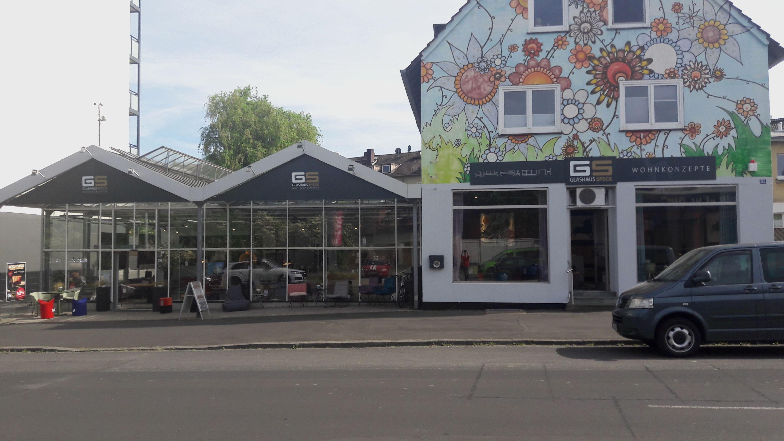 Glashaus Speck Wohnkonzepte