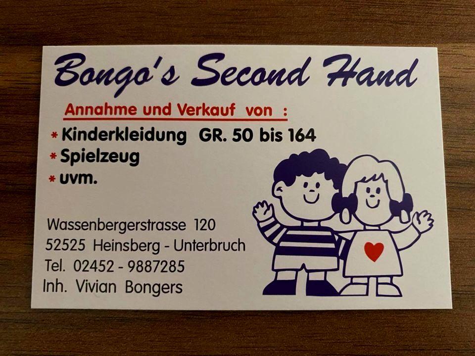 Bongo's Second Hand