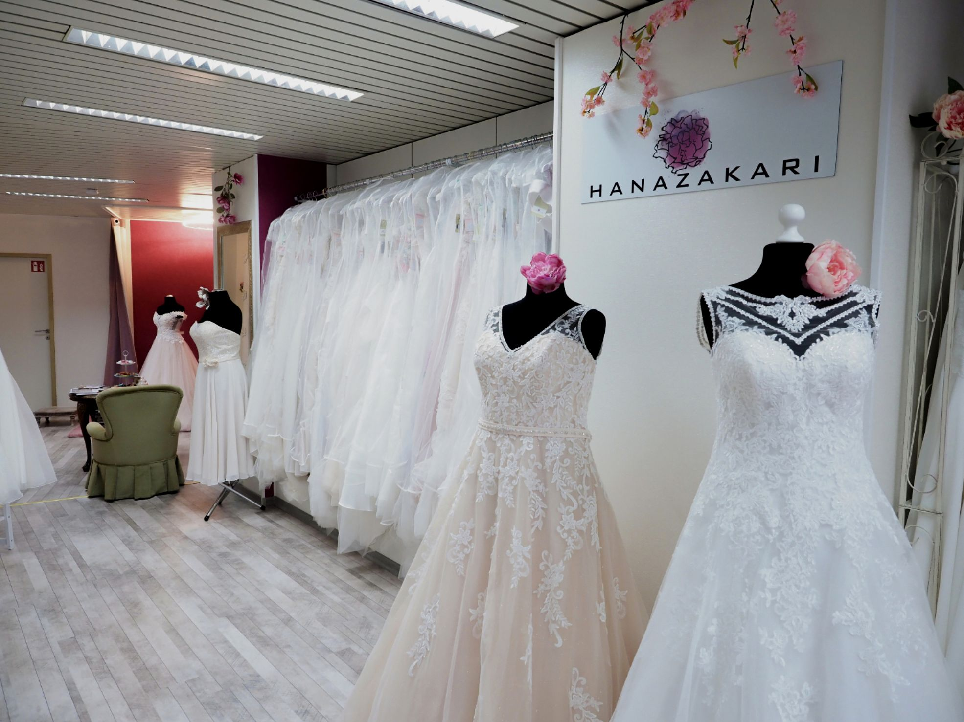 Hanazakari Brautboutique
