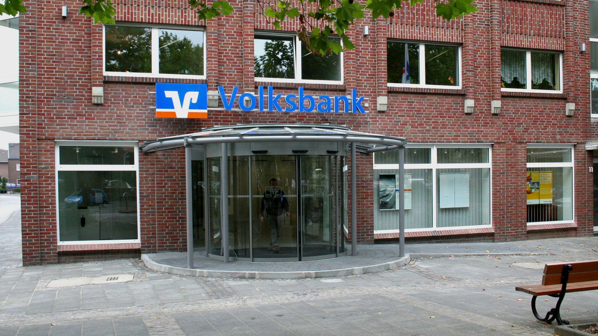 Volksbank Viersen - Süchteln Geschäftsstelle