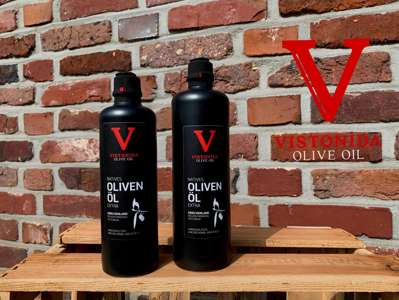 Vistonida Olive Oil
