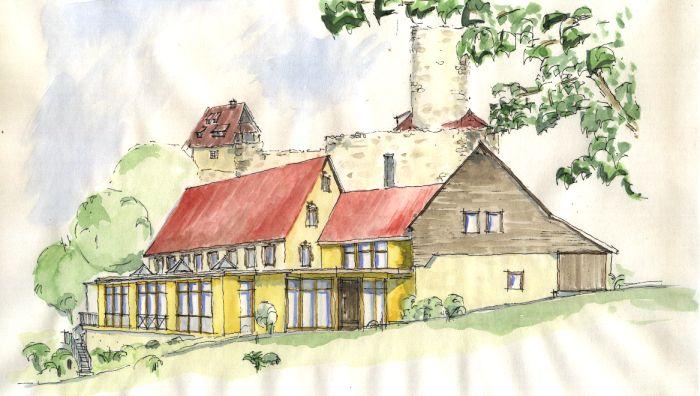 BURGSCHÄNKE, Restaurant & Hotel