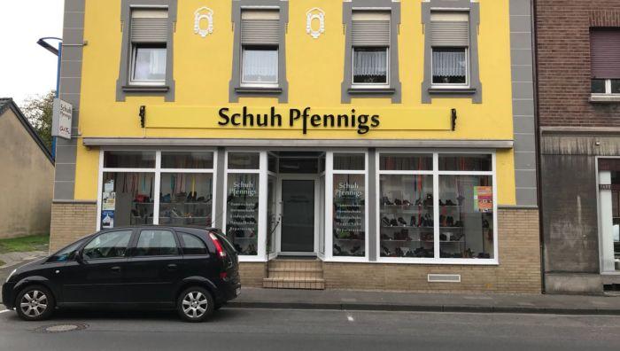 Schuh Pfennigs