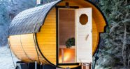 Mobile Sauna Schwarzwald