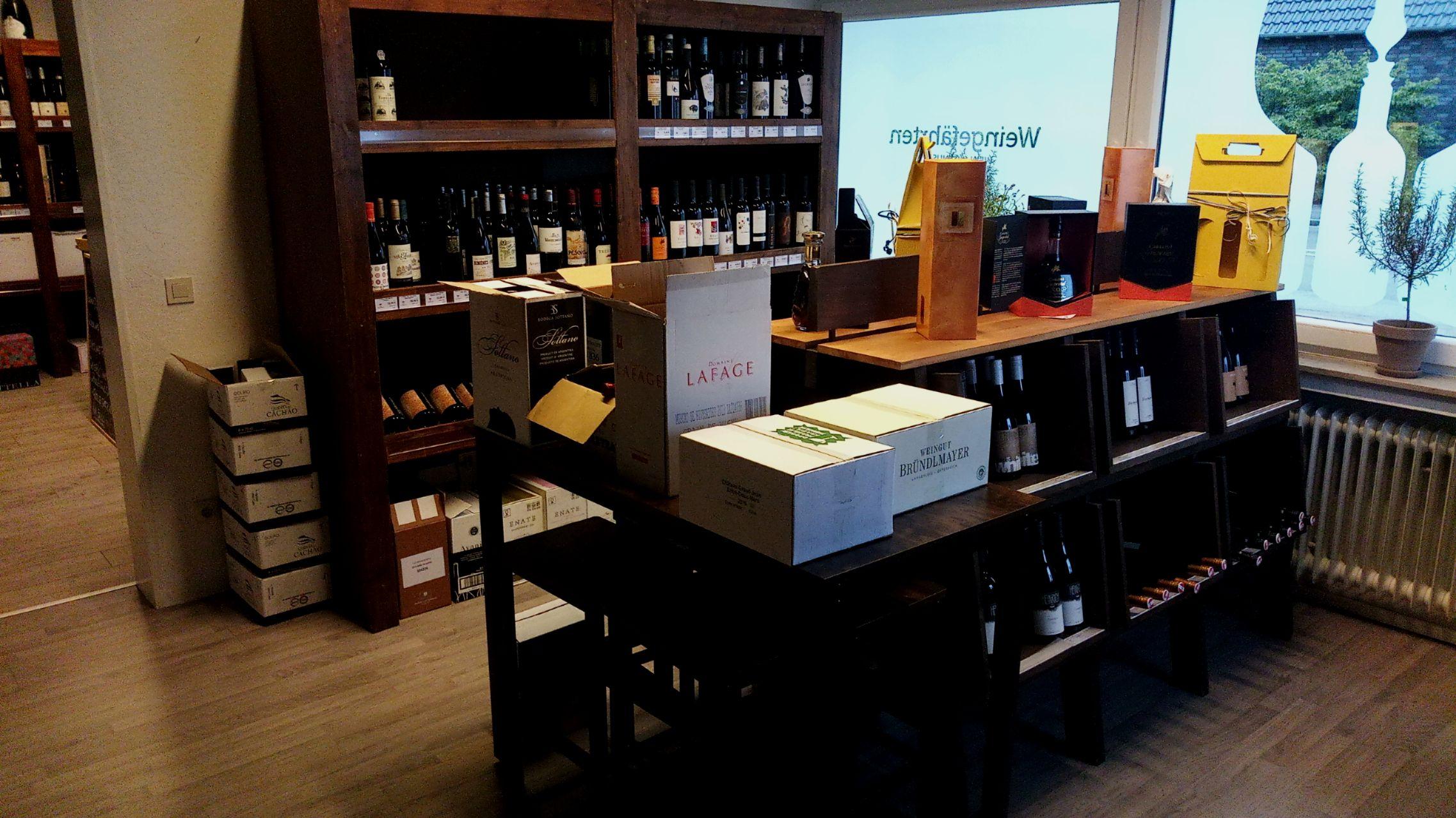 Weingefährten - Wein & Genuß