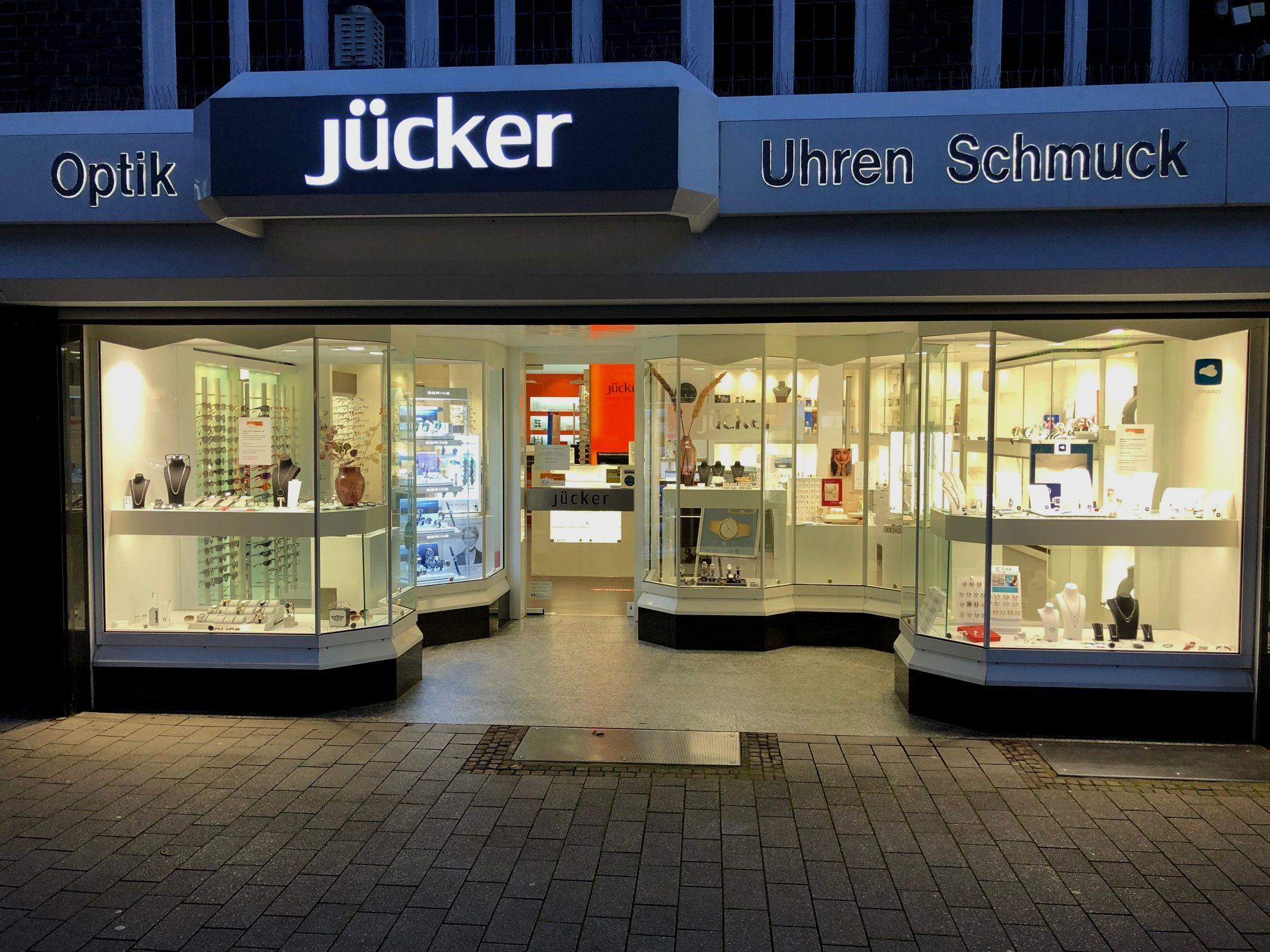 Augenoptik Uhren Schmuck Jücker