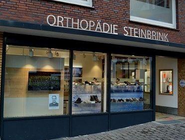 Orthopädie & Schuhtechnik Steinbrink