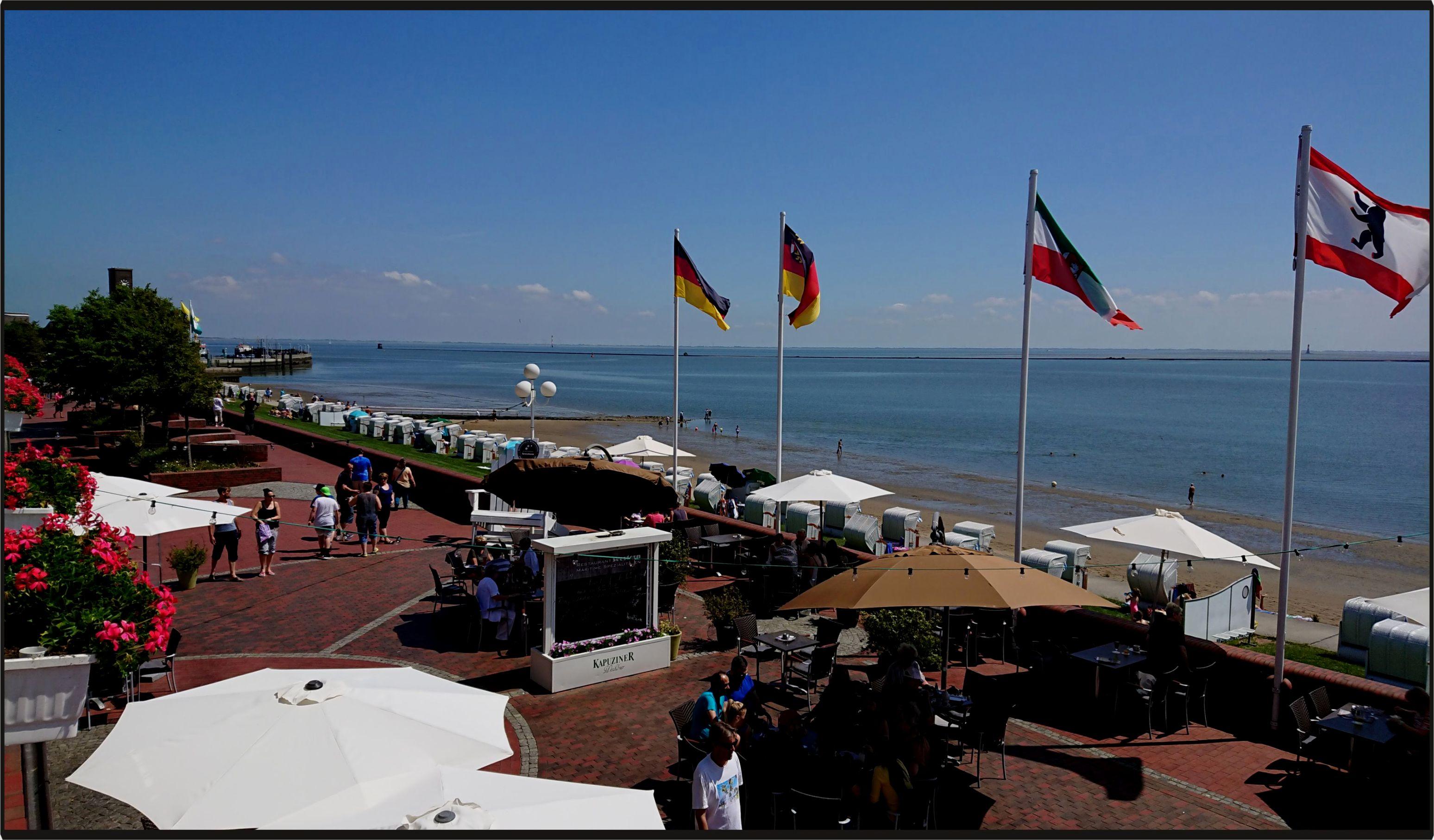 Strandhotels Seestern-Delphin & Lachs