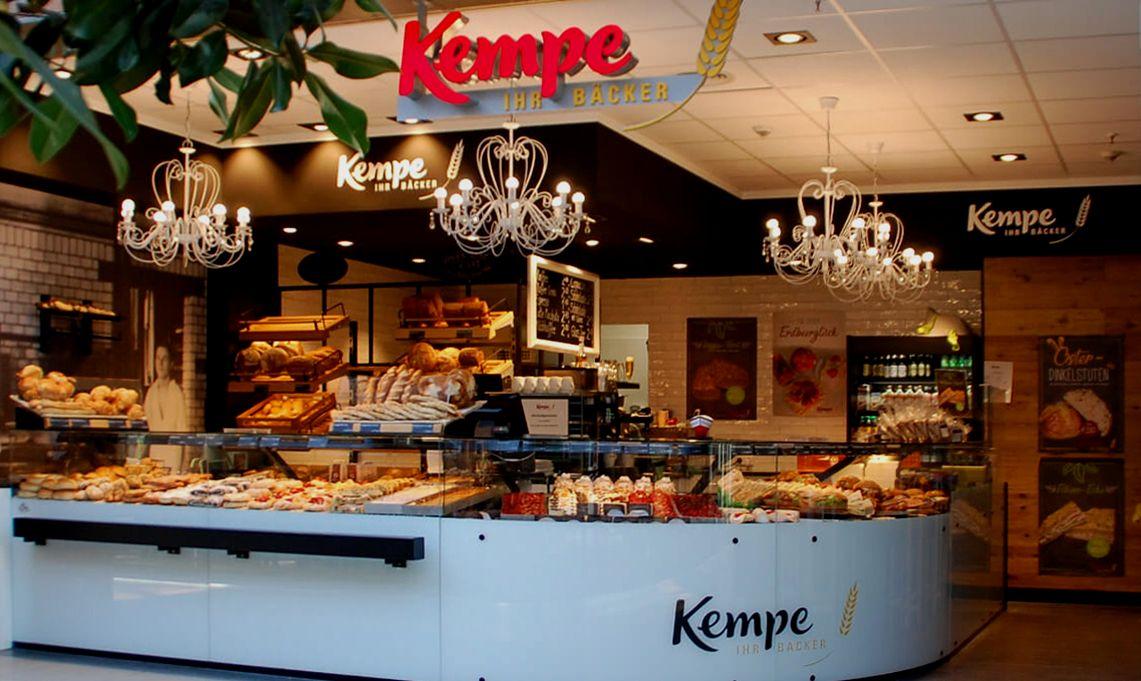 Bäckerei Kempe - Bistro Nordseepassage