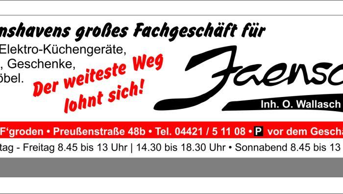 Fried. Jaensch Inh. Olaf Wallasch