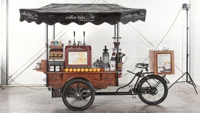 Coffee-Bike Wilhelmshaven
