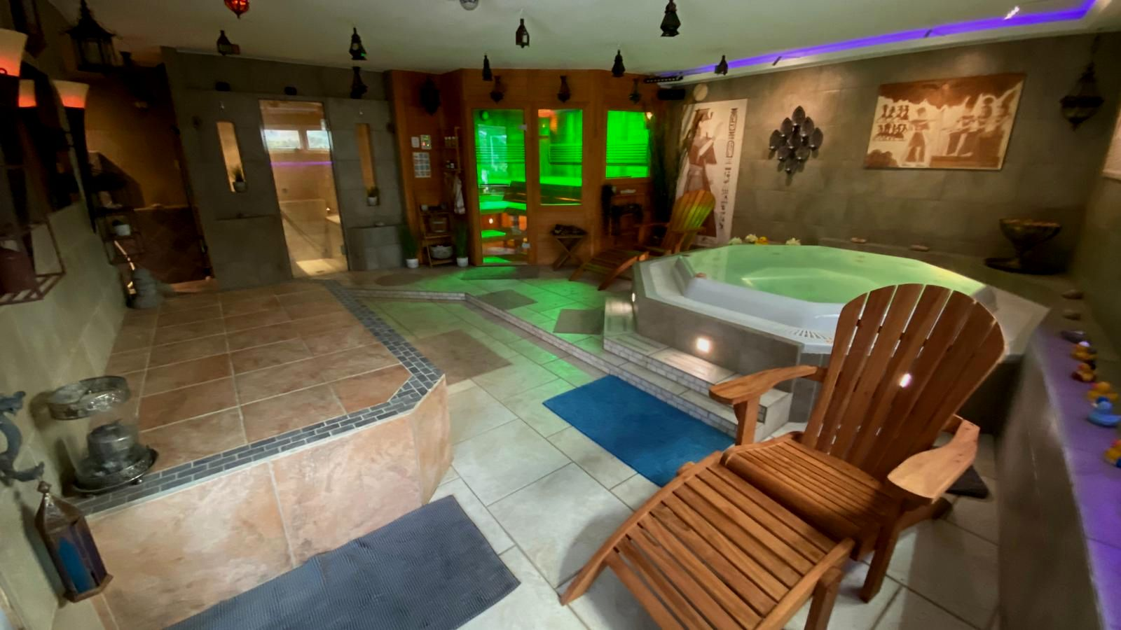 Marcel Bruckmanns Spa - Wellness & Holiday Apartment