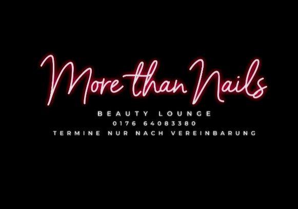 More than Nails by Tamara Davarpanah